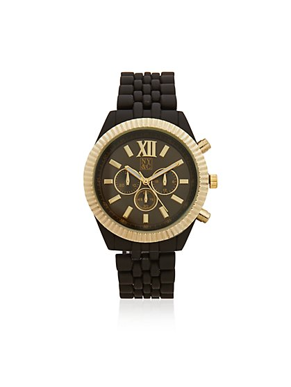 Roman Numeral Watch  - New York & Company