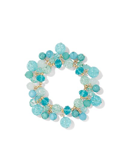 Shaky Beaded Bracelet  - New York & Company