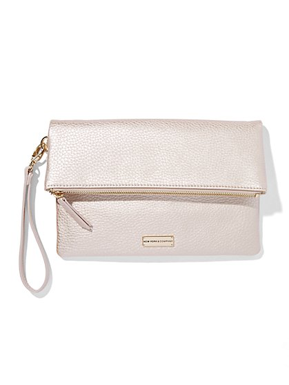Shimmering Wristlet  - New York & Company