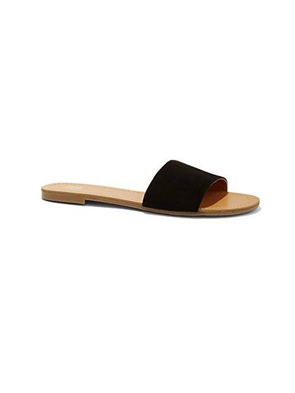 Slide Sandal  - New York & Company