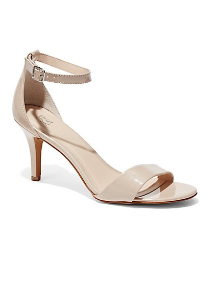 Slim-Strap Sandal  - New York & Company