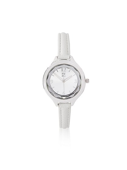 Slim Strap Watch  - New York & Company