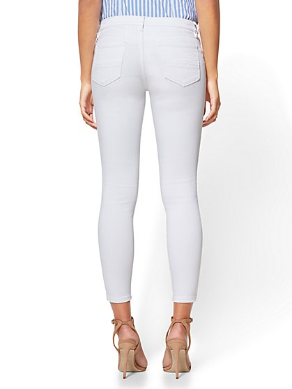 Size 14 White Jeans for Women | Skinny Jeans | NY&C