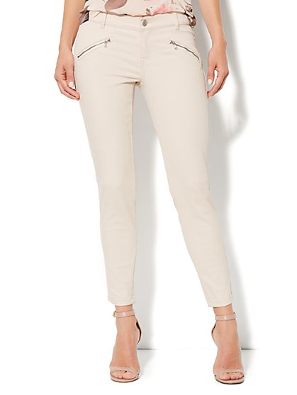 Soho Jeans Ankle Legging  - New York & Company