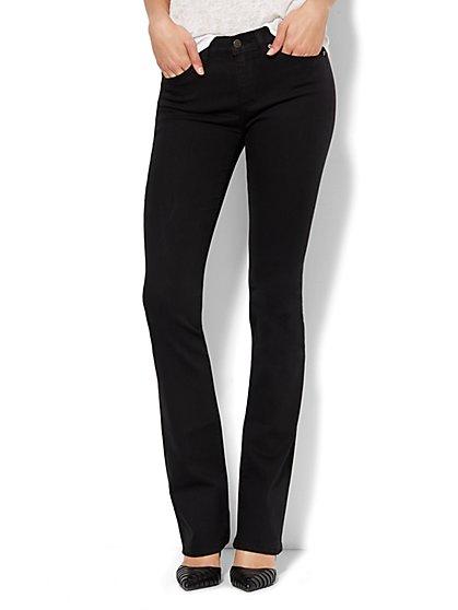 Soho Jeans Bootcut - Black - Average - New York & Company