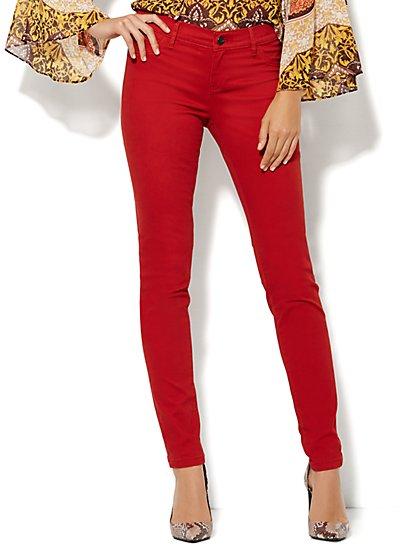 Soho Jeans - Color Legging  - New York & Company