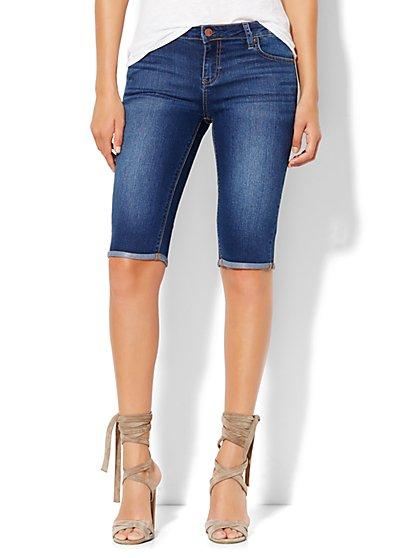 Soho Jeans Cuffed Bowery 13