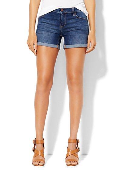 Soho Jeans Cuffed Bowery 4