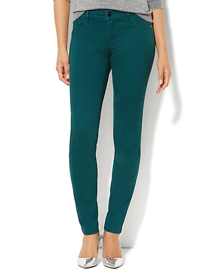 Soho Jeans Legging - Brushed Twill - New York & Company