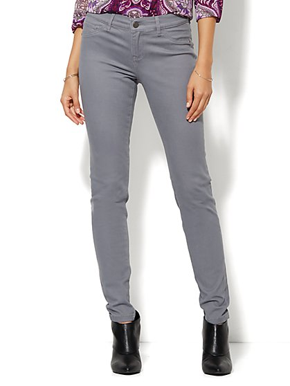 Soho Jeans - Legging - Solid  - New York & Company