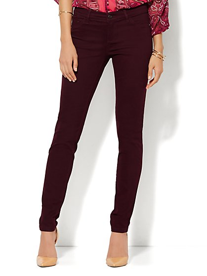 Soho Jeans - Legging - Solid  - New York & Company