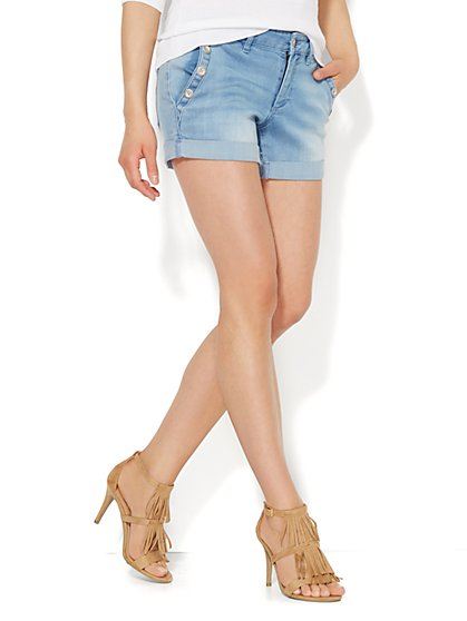 Soho Jeans Sailor Short - 4