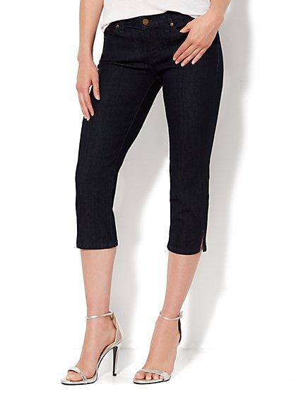 Soho Jeans - Skinny Crop - Rinse  - New York & Company