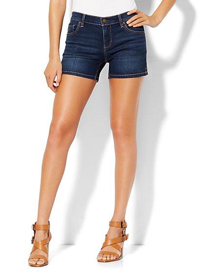 Soho Jeans Slit-Detail Bowery 4