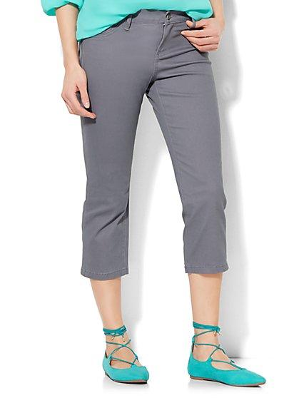 Soho Jeans SuperStretch Legging - Crop - New York & Company