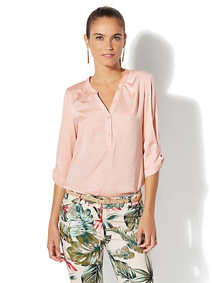 Soho Soft Shirt - New York & Company