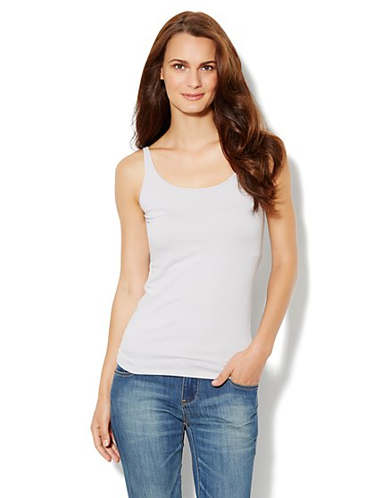 Solid Camisole - New York & Company