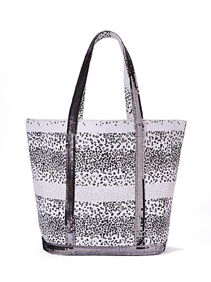 Sparkle Canvas Tote - Print