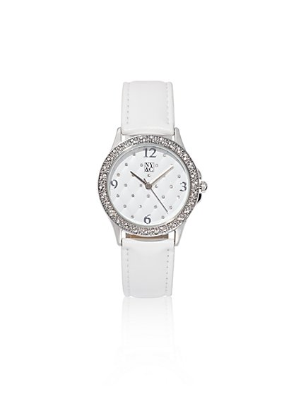 Sparkling Accent Watch  - New York & Company