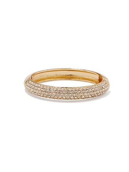 Sparkling Bangle Bracelet  - New York & Company