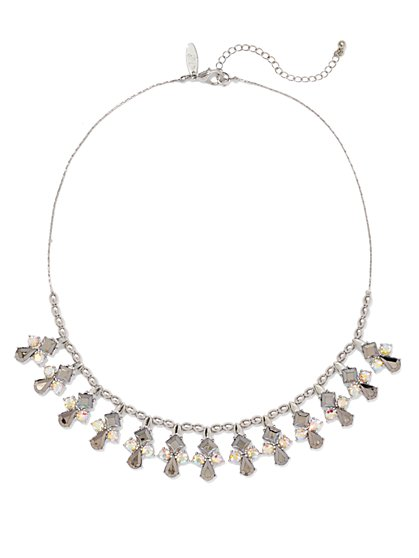 Sparkling Bib Necklace  - New York & Company