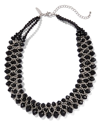 Sparkling Collar Necklace  - New York & Company