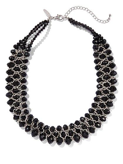 Sparkling Collar Necklace  - New York & Company
