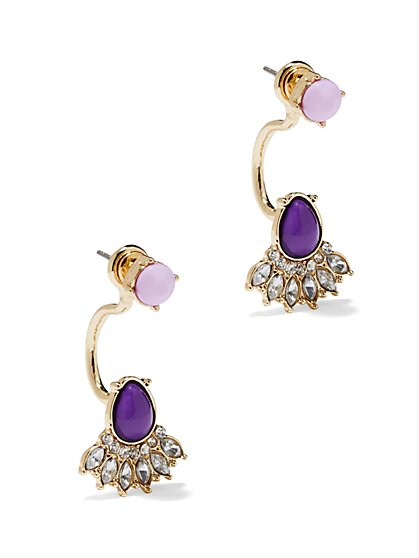 Sparkling Drop Earring  - New York & Company