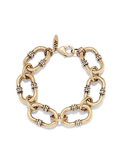 Sparkling Link Bracelet  - New York & Company
