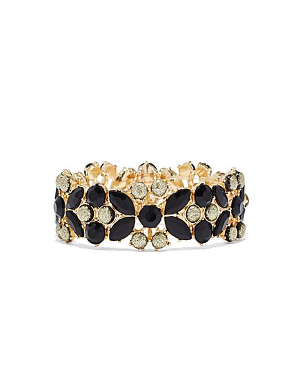 Sparkling Stretch Bracelet  - New York & Company