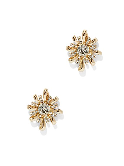 Starburst Post Earring  - New York & Company