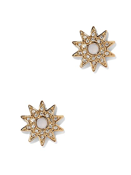 Starburst Stud Earring  - New York & Company