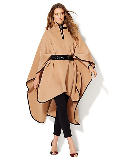 Statement Poncho  - New York & Company