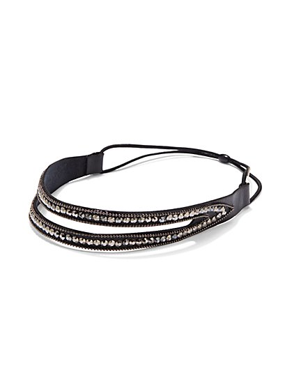 Stud Double-Row Headband - New York & Company