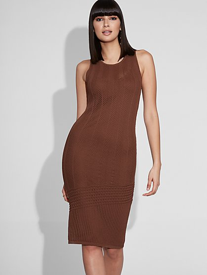 Sweater Tank Dress - Gabrielle Union Collection - New York & Company