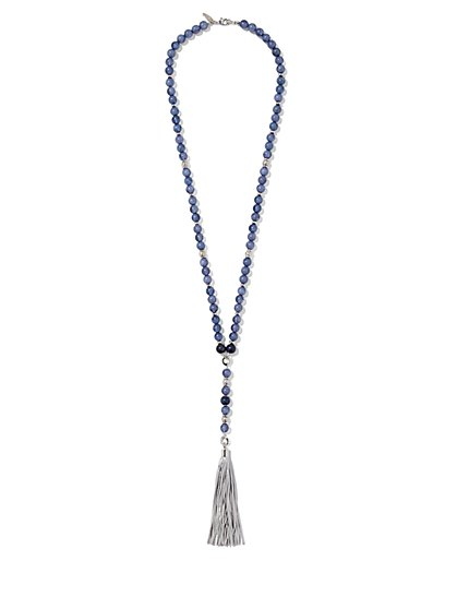 Tassel Y-Necklace  - New York & Company