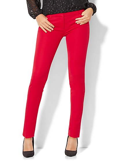 Red Dress Pants for Women | Women's Pants | NY&C