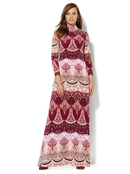The Bohemian Maxi Dress - New York & Company
