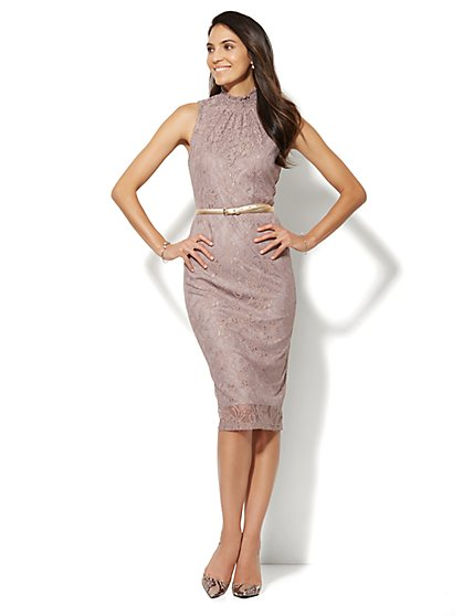 The Lace Sheath - New York & Company