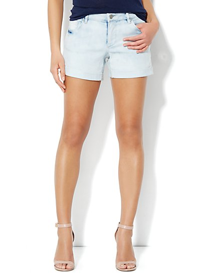 The Montauk Short - Festival Blue Wash