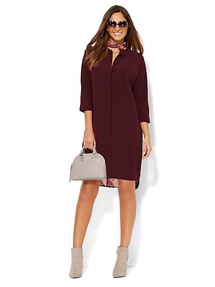 The Tunic Dress - New York & Company