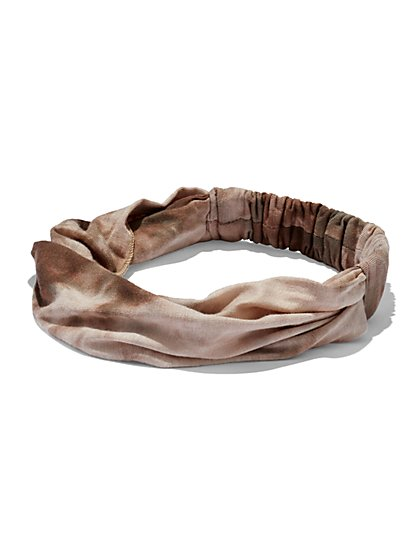 Tie-Dye Headband  - New York & Company