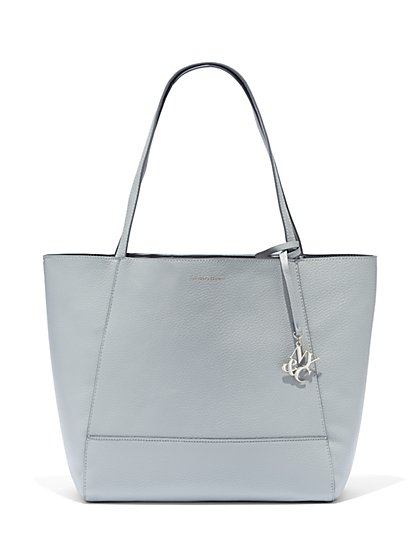 Top-Handle Tote Bag  - New York & Company