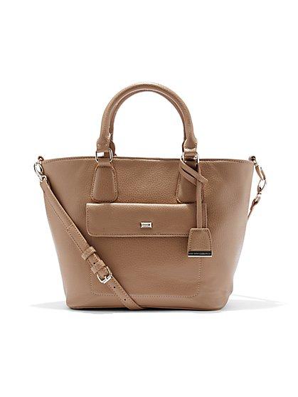 Top Handle Tote Bag - New York & Company