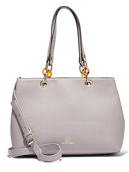 Top-Handle Tote  - New York & Company