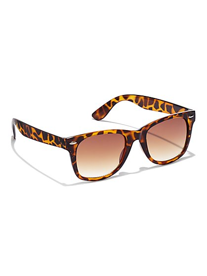 Tortoise Sunglasses - New York & Company