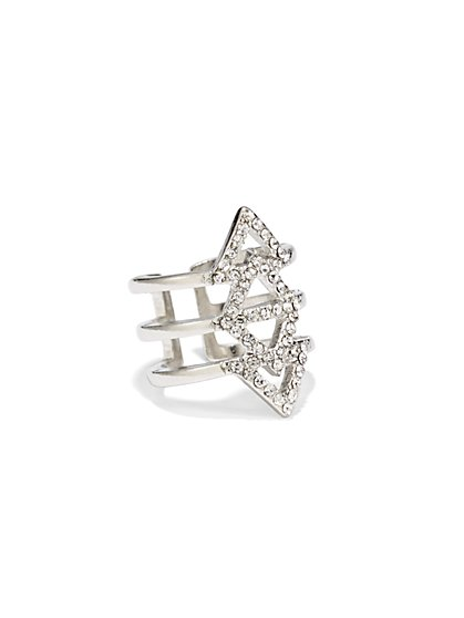 Triangle Ring  - New York & Company