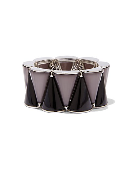 Triangle Stretch Bracelet  - New York & Company