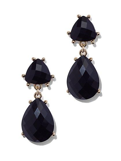 Triangle & Teardrop Earring  - New York & Company