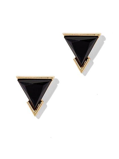 Triangular Post Earring  - New York & Company